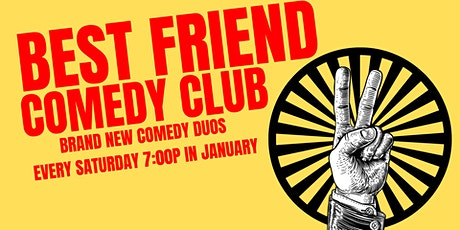 Best Friends Comedy Club tickets