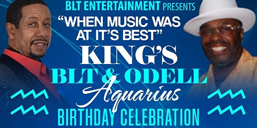 Kings BLT & Odell Aquarius Birthday Celebration