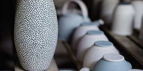 Introduction to Pottery Level One & Two 10 Week Intensive Course tickets