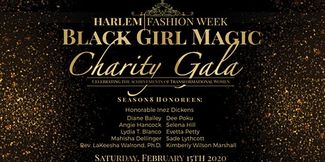 HARLEM FASHION WEEK | BLACK GIRL MAGIC GALA tickets