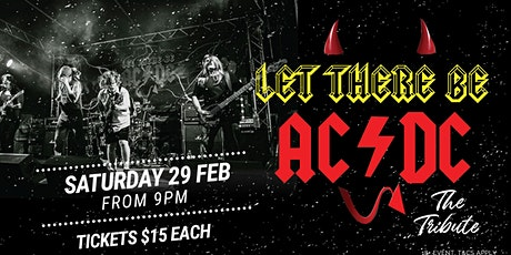 Let There Be AC/DC live at Club Helensvale tickets