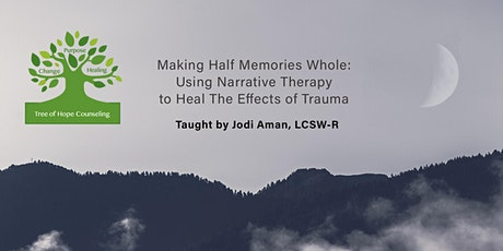 Making Half Memories Whole: Using Narrative Approaches to Heal Trauma tickets