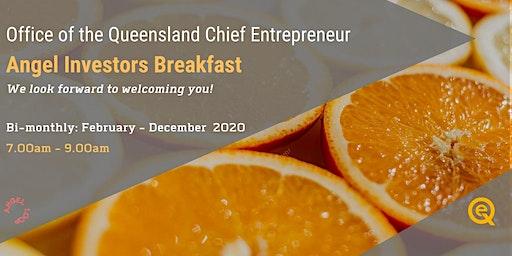 Office of the Queensland Chief Entrepreneur - Angel Investors Breakfast