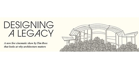 Tim Ross: Designing A Legacy tickets