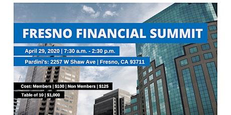 Fresno Financial Summit tickets