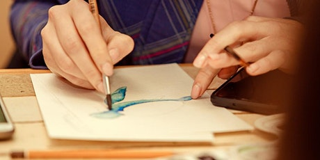 Watercolour Course: Summer Session 2020 tickets
