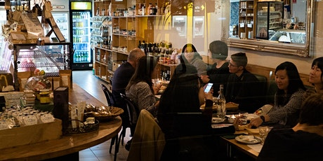 Specialty Tea and Cheese Degustation: Autumn Edition tickets