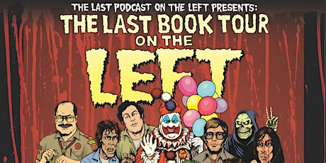The Last Book Tour On The Left tickets