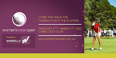 2020 Women's NSW Open Championship tickets