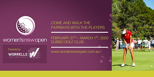 2020 Women's NSW Open Championship