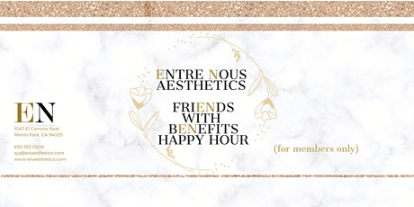 FriENds with BENefits Membership Happy Hour tickets