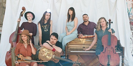 Sam Chase and The Untraditional with King Dream &  Arthur Watership tickets