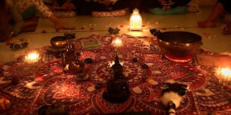 Jaya Yoga, Cercle de méditation de femmes en l'honneur de la pleine lune (en francais) tickets