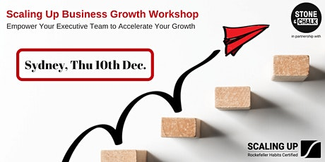 Scaling Up Business Growth Workshop tickets