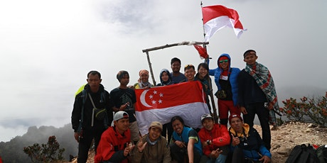{Hiking Series} Indonesia - Sumbing (3,371m) + Sindoro (3,136m) Twin Summits! tickets