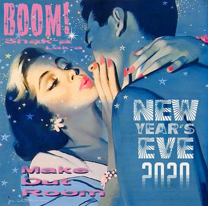 BOOM! Shak-a-lak-a - New Year's Eve Ball image