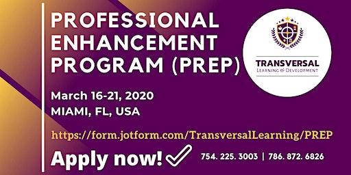 Professional Enhancement Program - Spring2020