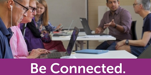FREE Be Connected Digital Mentor Training - Clota Cottage NH