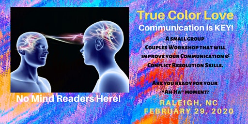 True Color Love - Improve Your Couple Communication Today