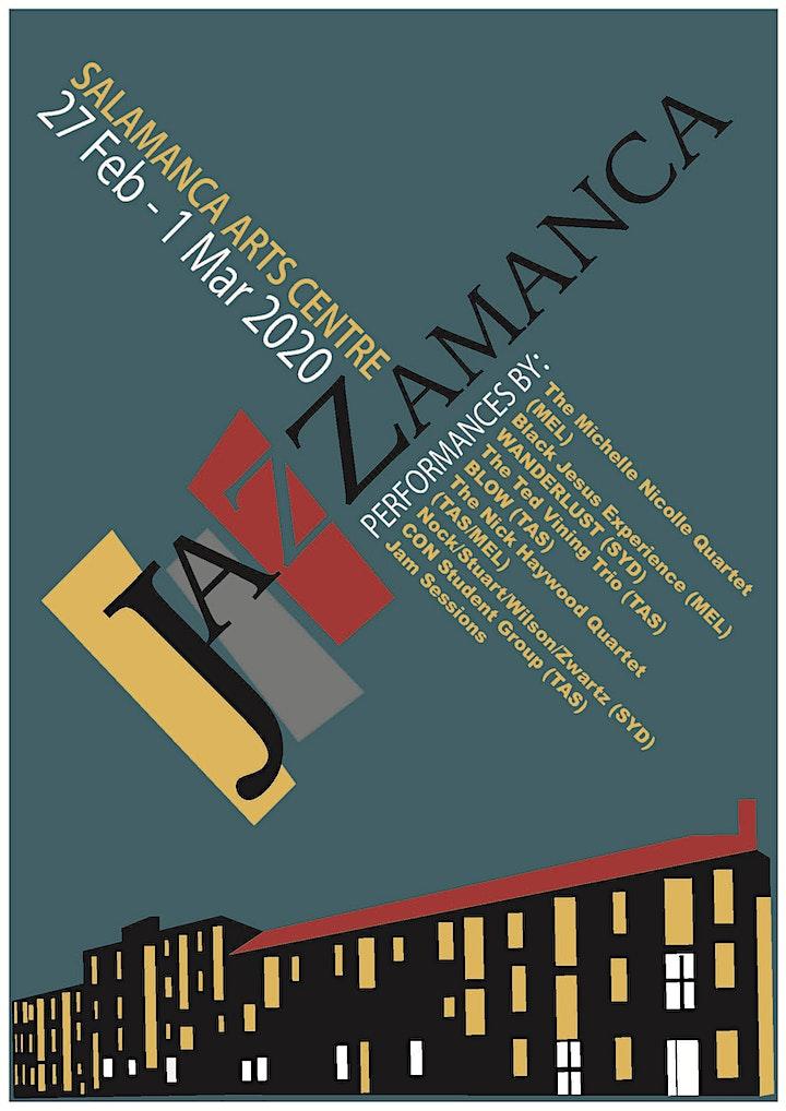 BLOW - Jazzamanca 2020 image