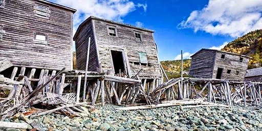Places Lost: Touring Newfoundland's Ghost Outports