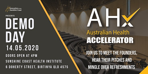 AUSTRALIAN HEALTH ACCELERATOR DEMO DAY 2020