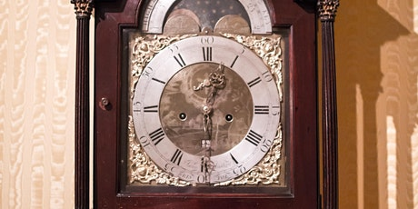Peter Reading – How the Clocks Chime: A horologist's insight tickets