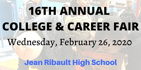 16th Annual College and Career Fair tickets