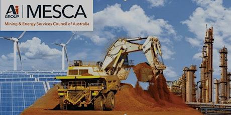 MESCA BRISBANE Briefing: RES Australia & Standards Australia tickets