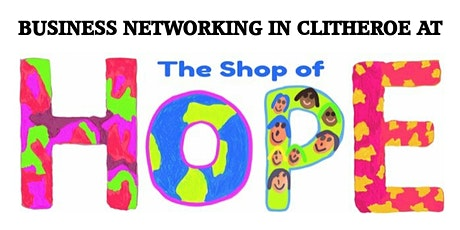 Business networking in Clitheroe - by lovelocal, March 2020 tickets