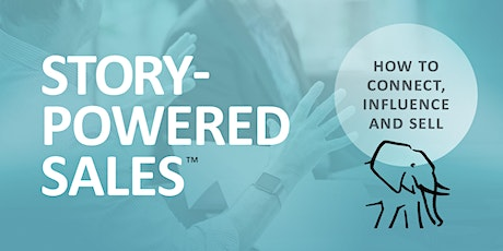 Story-Powered Sales™ – Melbourne 2020 tickets