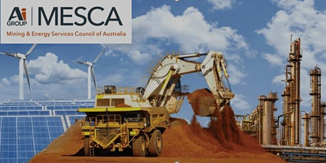 MESCA GLADSTONE Briefing: Acciona & Queensland Government tickets