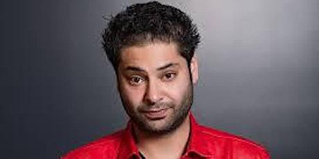 Comedian Kabir Singh tickets