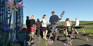 Business networking at Shores Hey Farm, Burnley - by...