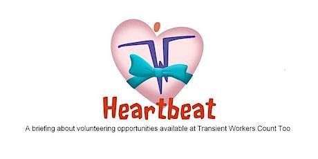TWC2 Heartbeat  2020 series tickets