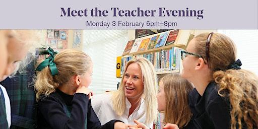 St Cuthbert's Junior School Meet the Teacher and Drinks evening