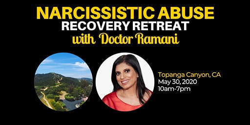Narcissistic Abuse Recovery Retreat with Dr. Ramani Durvasula