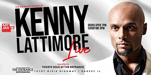Kenny Lattimore Live In Concert