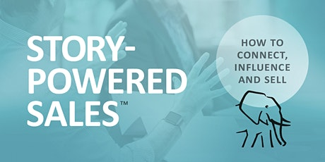 Story-Powered Sales™ – Sydney 2020 tickets