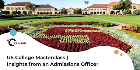 US College Masterclass | Insights from an Admissions Officer (BRI) tickets