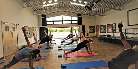 Do Yoga in West Wick Monday 7pm tickets