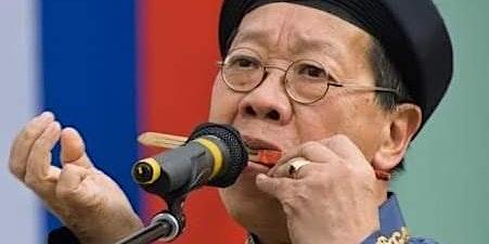 La VOCE ARMONICA con il Mº Tran  Quang Hai