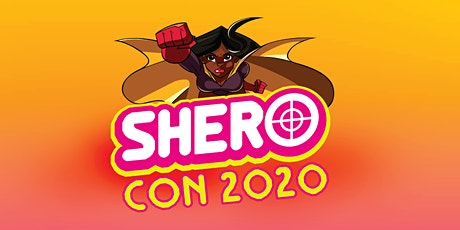 2020 SHEROCON POP-UP COMIC CON tickets