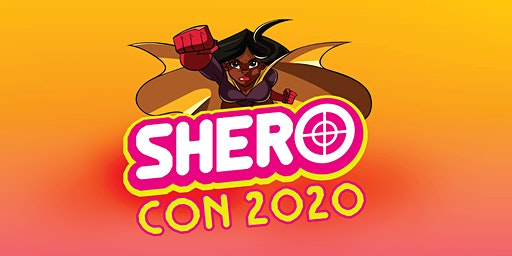 2020 SHEROCON POP-UP COMIC CON