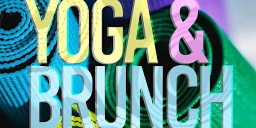 SUNDAY FUNDAY! Yoga, Brunch & Day Dance Party!