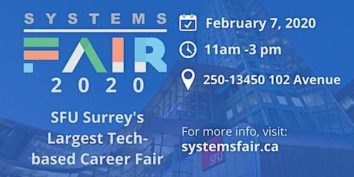 Systems Fair 2020