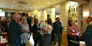 Festive business networking at Tastebuds Whalley - by...