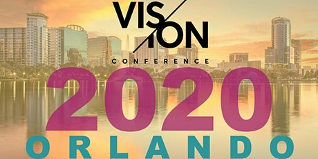 Vision Conference 2020 tickets
