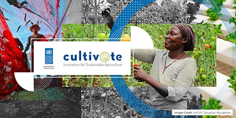 UNDP: Innovation for Sustainable Agriculture tickets