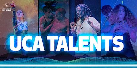 Demi-finale Danse UCA TALENTS 2020 billets